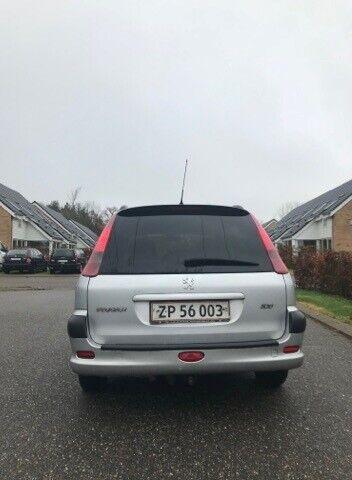 Peugeot 206, 1,4 HDi Performance, Diesel