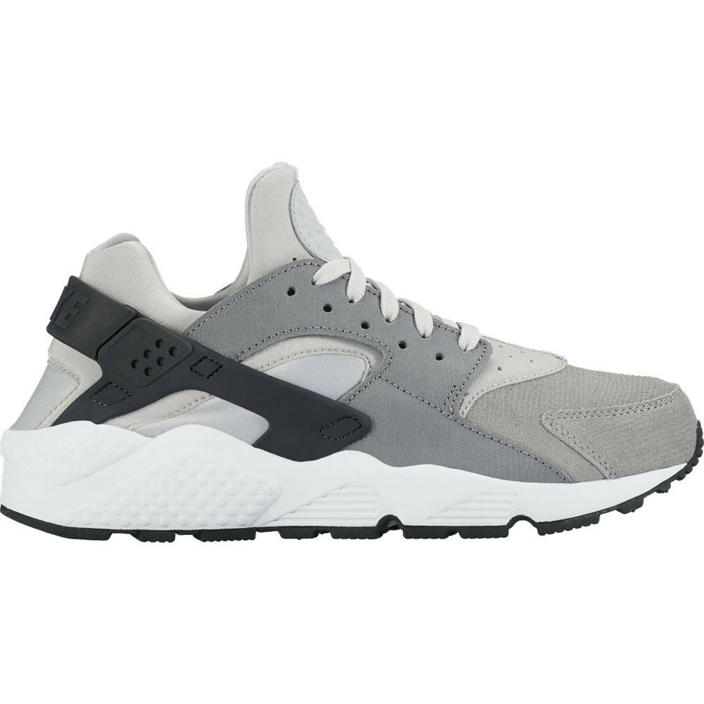femmes Nike Air Huarache Run Premium Light Weight Athletic Sneakers 683818 009