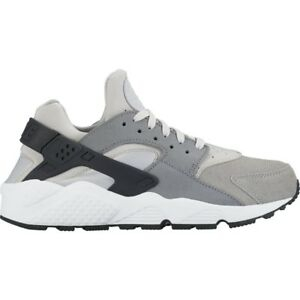 Women's Nike Air Huarache Run Premium Light Weight Athletic Sneakers 683818 009
