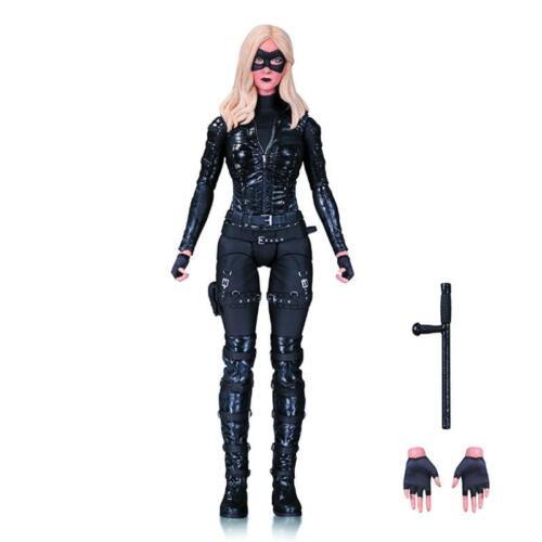 Pfeile Black Canary Dc Collectibles 17.1cm Actionfigur
