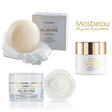 Authentic Mosbeau Placenta White 3pc Face & Body Whitening Set-Protect & Beautfy