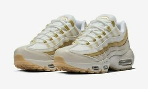 Details about Nike Air Max 95 Training Running scarpa Desert Sand AV8428 001 Womens US Size 7.5