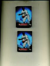 2011 Topps Prime 9 Limited Edition Jackie Robinson Hobby Store Promo lot of 35