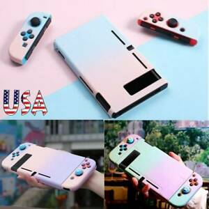 USA-Chic-Hard-Case-Cover-for-Nintendo-Switch-Games-Console-Jon-Con-Snap-on-Case