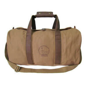 Tourbon-Bag-Hunting-Outdoor-Travel-Duffle-Canvas-Leather-Camping-Safari-Vintage