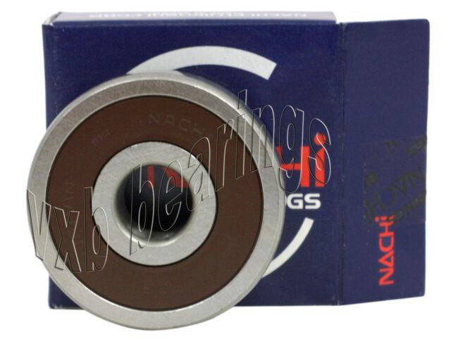 Qty 10 6303-2NSE C3 Nachi Bearing Electric Motor Quality 17x47x14  6303-2RS