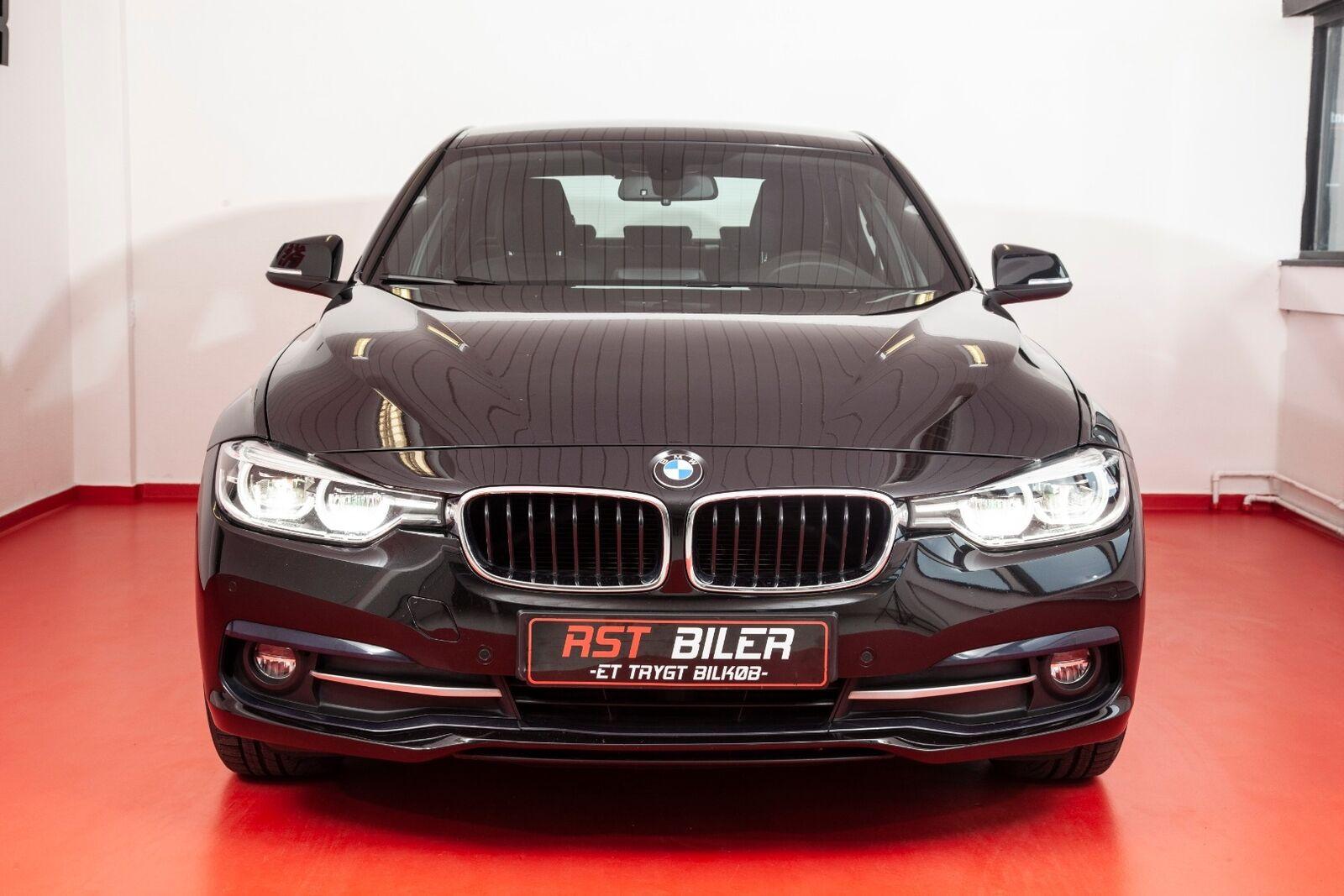 BMW 320d 2017