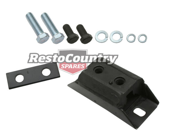 Holden Transmission Mount +Bolts +Nuts Turbo 400 TH400 HQ HJ HX HZ WB VB gearbox
