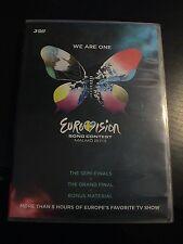 Eurovision Song Contest MALMO 2013 / Swedish 3xDVD Set (PAL) Region 0