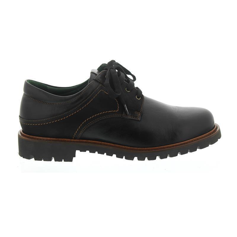 GALIZIO TORRESI mezza scarpa, liscia - nubuck, AVIATOR NERO-NABUK wechselfußbet | Moderato Prezzo  | Scolaro/Ragazze Scarpa