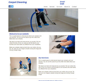 Carpet-Cleaning-Business-Opportunity-Website-amp-Leaflet-Template-Included