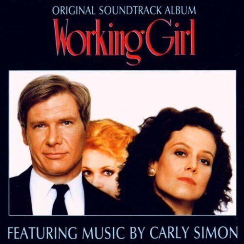 Carly Simon - Working Girl - Carly Simon CD KNVG The Cheap Fast Free Post