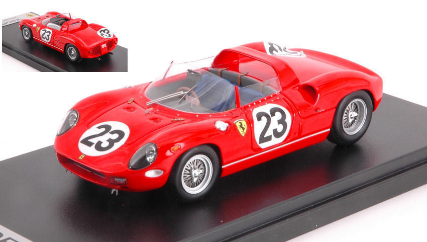 Ferrari 250p Le Mans  23 Dna Lm 1963 1:43 Model LOOKSMART