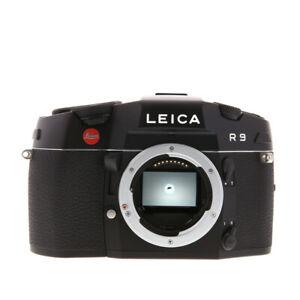 Brand-New-Unused-Leica-R9-Single-Lens-Reflex-SLR-Film-Camera-Black-Chrome-10091