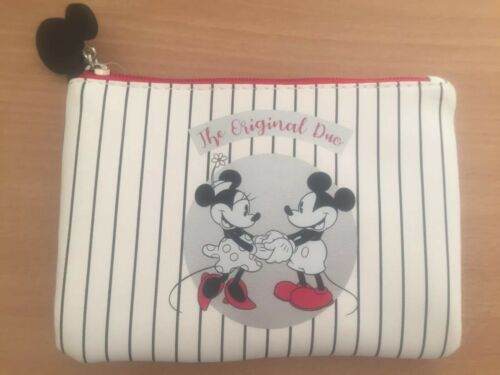 Disney Mickey /& Minnie Small Coin Purse