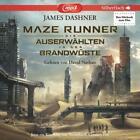 Maze Runner: Die Auserwählten - In der Brandwüste (Filmausgabe) von James Dashner (2015)