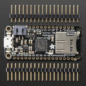 Adafruit Feather M0 Adalogger, MicroSD-Slot, 48MHz, 3 3V