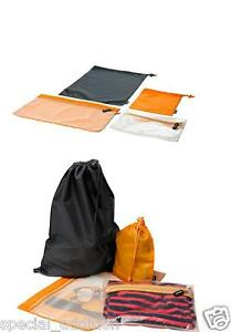 Ikea Upptacka 4 X Travel Bags 1 Wet Bag 3 Luggage Accessories
