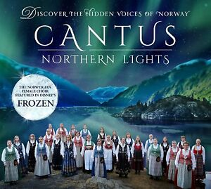 CANTUS-Northern-Lights-2017-12-track-CD-digipak-NEW-SEALED-Frozen