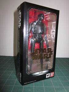 S.H. SH Figuarts Bandai MIB Star Wars Rogue One Movie Figure 1 K-2SO Robot