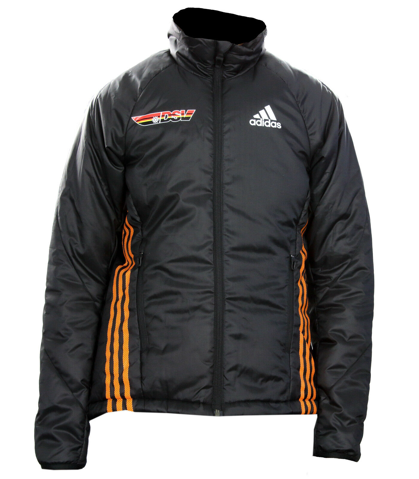 Adidas Damen DSV Athleten Primaloft Jacke Biathlon Langlauf Olympia Olympia Olympia Gr. XS-S f78458