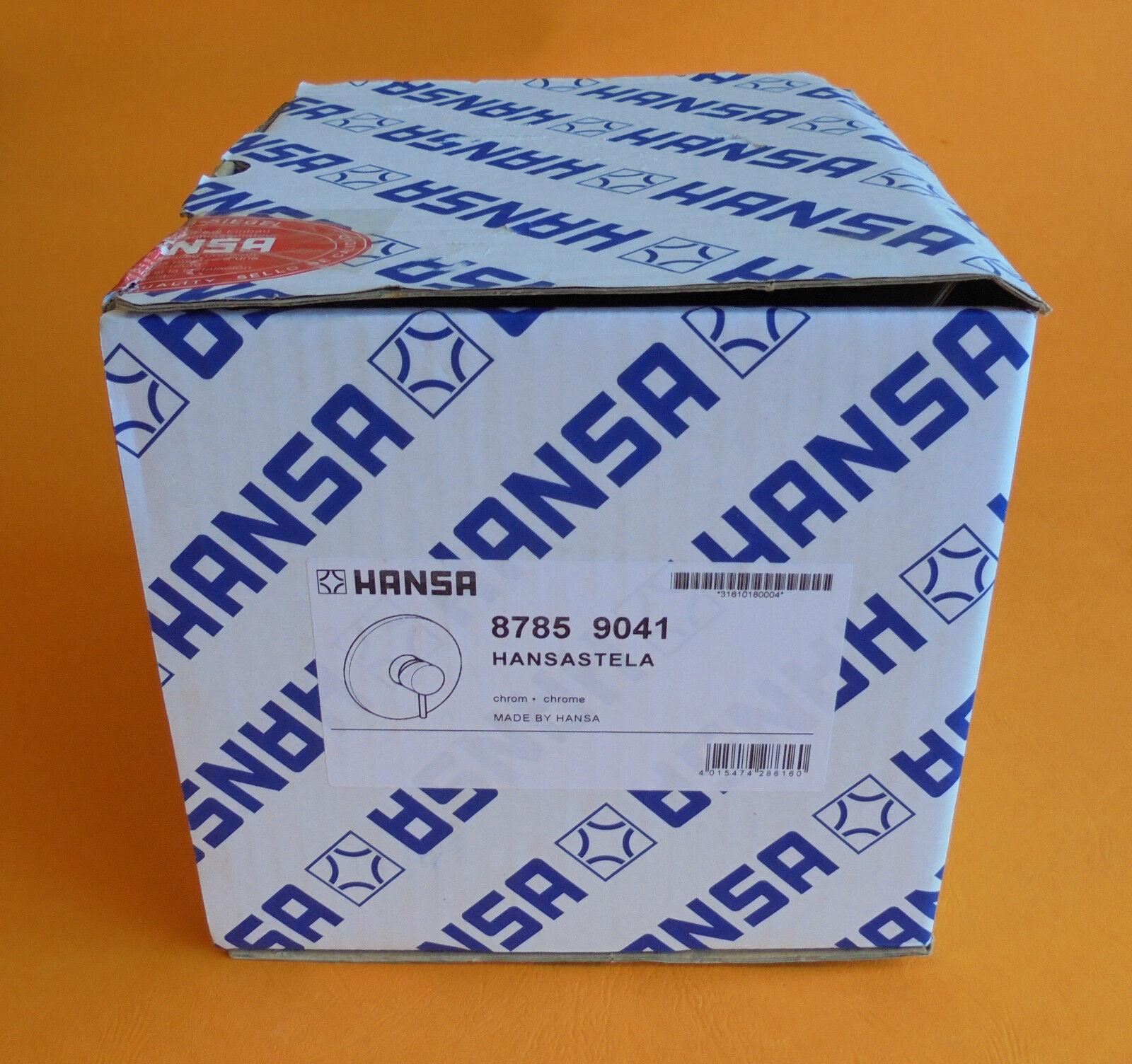 Hansastela Up. Fertigset Brause Dusche   8785-9041  HansaBlaubox Blaubox