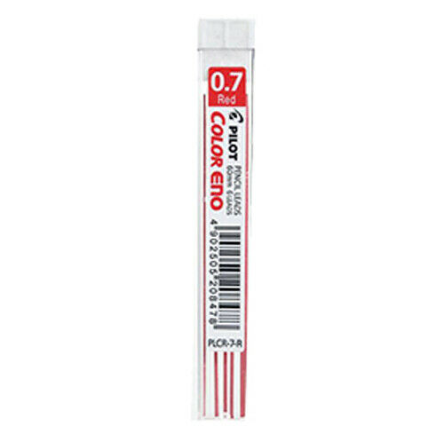 PILOT COLOR Eno Series PLCR-7 Graphite Mechanical Pencil Refill 0.7mm