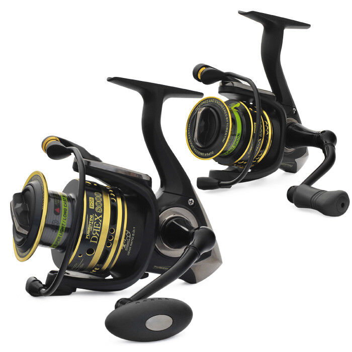 Fishing REEL Tubertini RYOBI DREX 8000 Spinners Sea Sea Reels Drag 10 KG