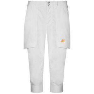 explosión importar elefante  Nike Dance Woven Capri Pants Women's Sports Fitness 332698-100 NEW | eBay