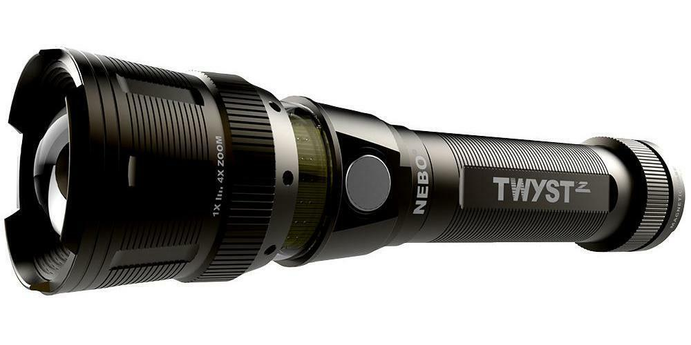 Nebo Tools - NB6372 -  Twyst Z Led Torch  hot limited edition