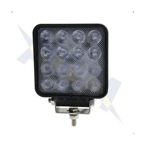 12//24V Durite 0-420-48 Powerful 16 x 3w LED Reverse//Work Light