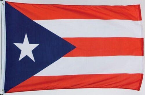 Wholesale Lot 15 PUERTO RICO Flag 3 x 5 foot flags set