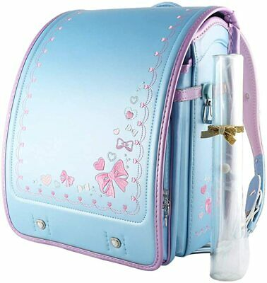 Coulomb Randoseru A4 School Backpack 2020 rose red BL.RX.0021 F//S From Japan NEW