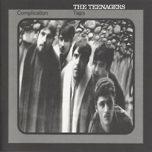 THE-TEENAGERS-Complication-Taps-vinyl-7-034-NEW-Swiss-Beat-garage-punk-organ-fuzz
