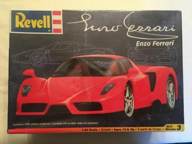 Revell Nom022217 Plastic Model Kit ENZO Ferrari 1 24 for sale online