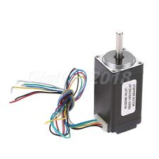 Nema11 51mm Hybird Stepper Motor 2 Phase 6 Wire For Industries Engraving Printer