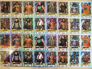 Slam Attax Takeover - Alle Champion Gold + Red + Foil Karten aussuchen  #001-056
