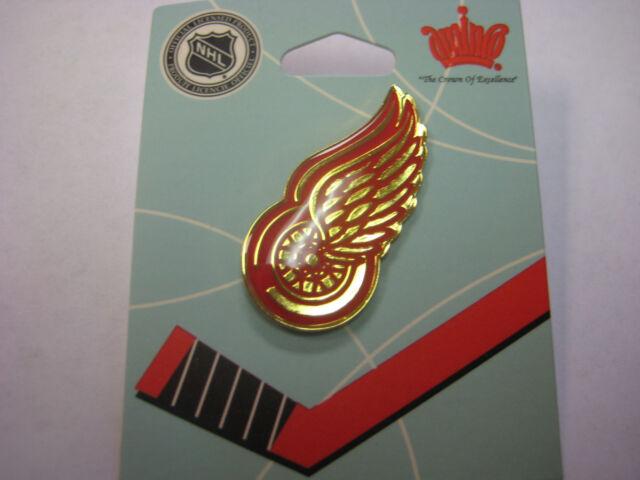 NHL Detroit Red Wings Logo Pin