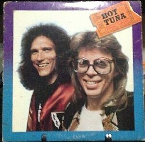 HOT-TUNA-Final-Vinyl-Album-Released-1979-Vinyl-Record-Collection-USA