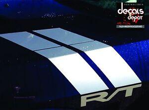 Dodge-Challenger-RT-Hood-Fender-Stripes-Graphics-Vinyl-Decal-Hemi-ANY-R-T-CARS
