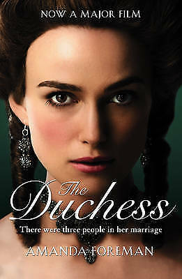 1 of 1 - The Duchess, Foreman, Amanda, New Book