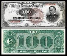 1890 $20.00 TREASURY BANKNOTE COPY PLEASE READ DESCRIPTION NICE CRISP UNC