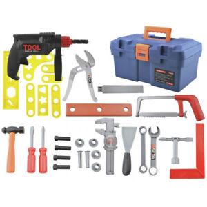 GeyiieTOYS Werkzeugkoffer Werkzeug Kinder Spielzeug