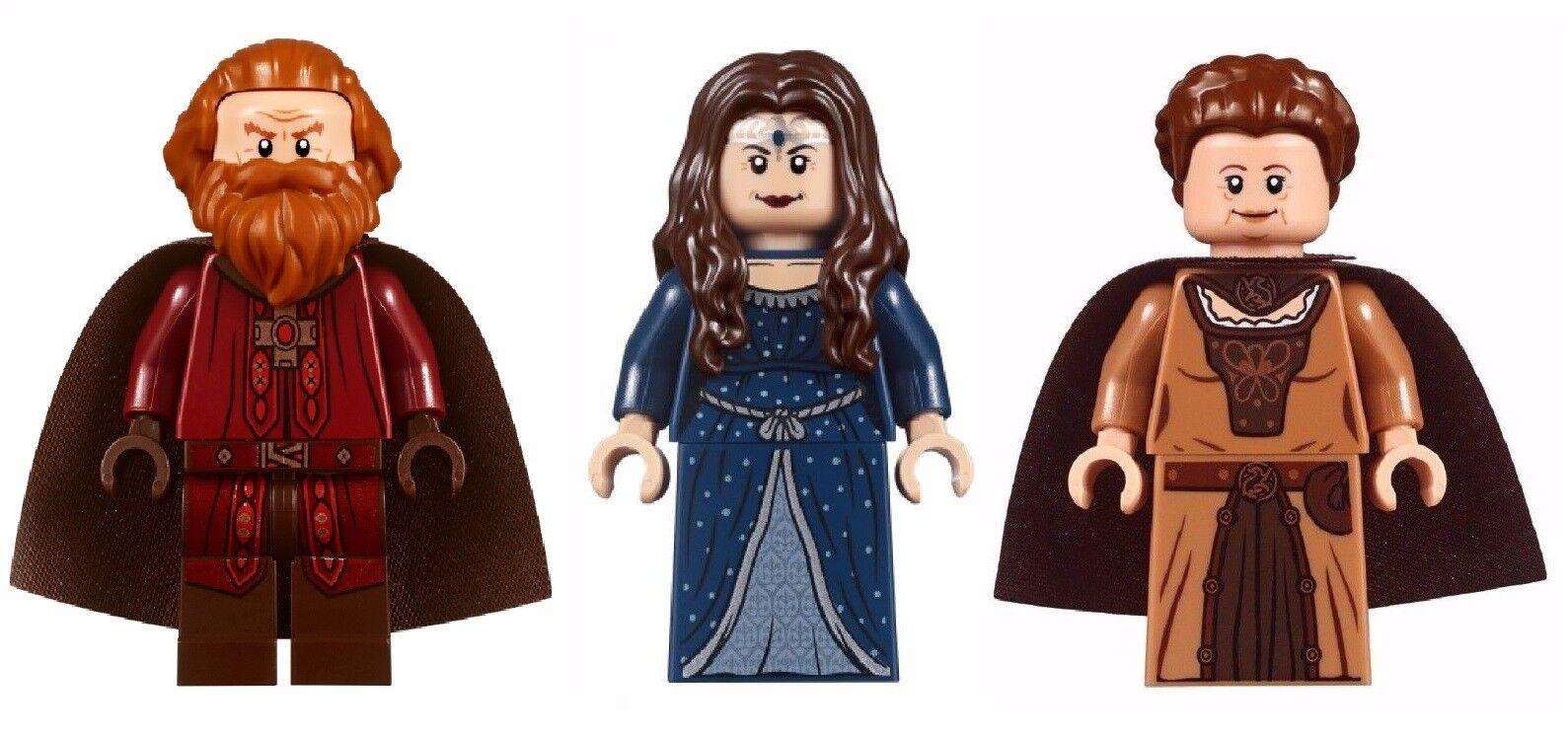 Lego Harry Potter 71043 Godric Helga Hufflepuff & Rowena Ravenclaw Minifigures