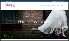 WEDDINGS ITEMS Website Earn $199.00 A SALE|FREE Domain|FREE Hosting|FREE Traffic