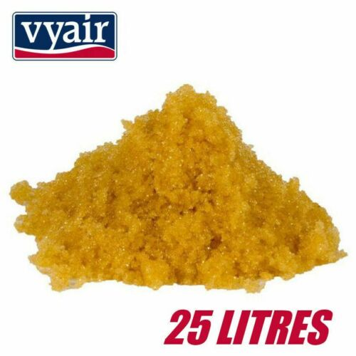 Vyair 25 Litre MB-115 Mixed Bed DI Resin for Reverse Osmosis /& Window Cleaning