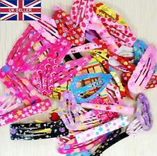 26 pcs Assorted Designs Alloy Hair Clip Snaps Accessories for Girls Kids Baby