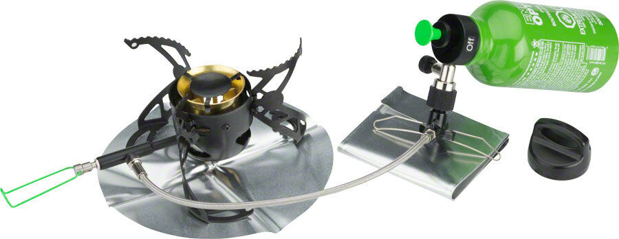 Optimus Polaris Optifuel Stove w 0.4L Fuel Bottle