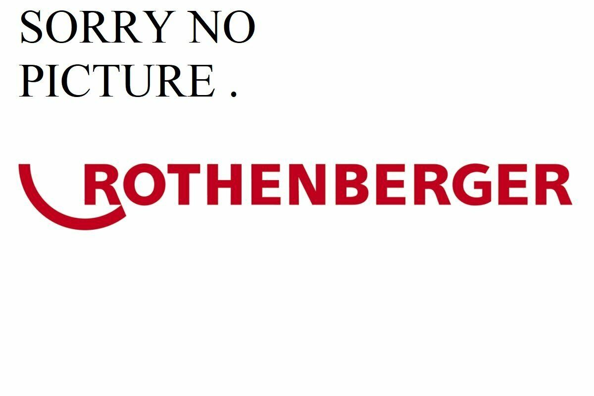Rothenberger ROCASE thermoforming insert Compact TT for PB 1300004615