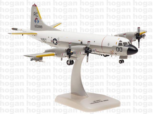 Hogan Wings 7860, P-3C, US Navy, VP-46  Caballeros gris  RC00, mesa número  160289